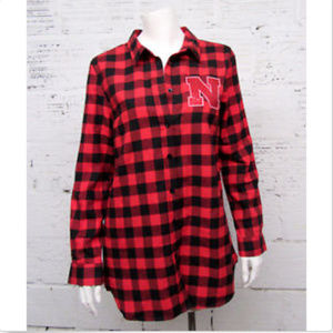 Gameday Couture Buffalo Check Button Down Shirt